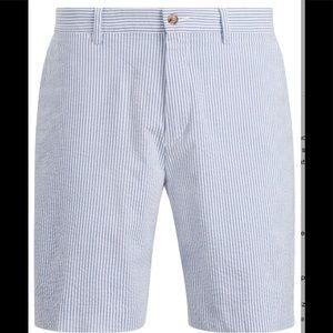 Polo by Ralph Lauren Shorts - Ralph Lauren Polo Seersucker Shorts